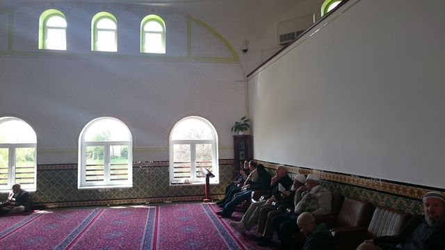 Viyana'daki İslam Merkezi kalbe ferahlık veriyor