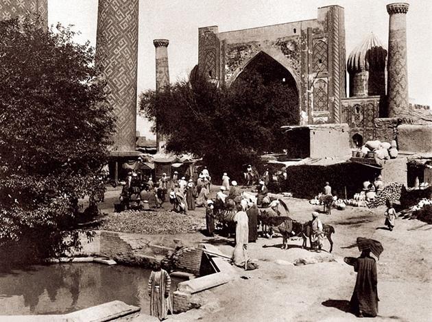 Bir Müslüman aydının Doğu'ya seyahati