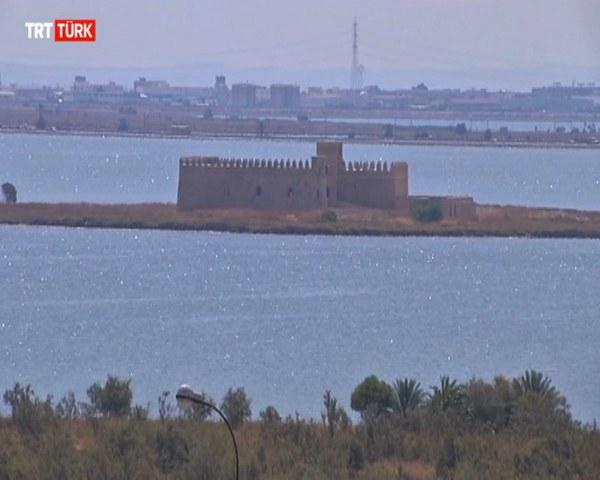 Şikli kalesi, Tunus'un bakir güzelliklerinden biri (video)