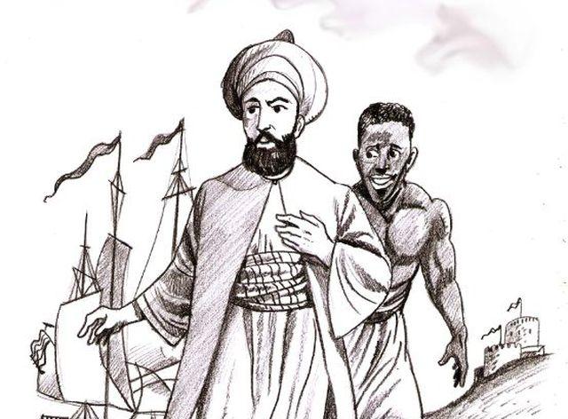 İslam'ı siyahilere özgü bir din zannederlermiş