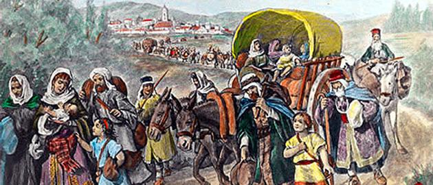 Tarihin en büyük acılarından biri yaşandı Endülüs'te