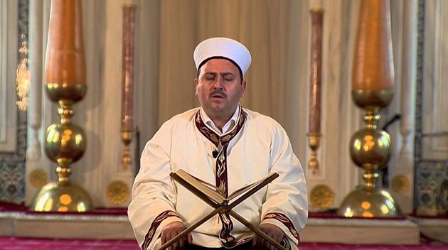 İsmail Biçer'in izinde bir hafız: Bünyamin Topçuoğlu