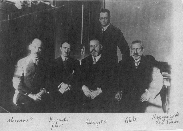 Türkologlar toplandı, Ruslar da her birini fişledi