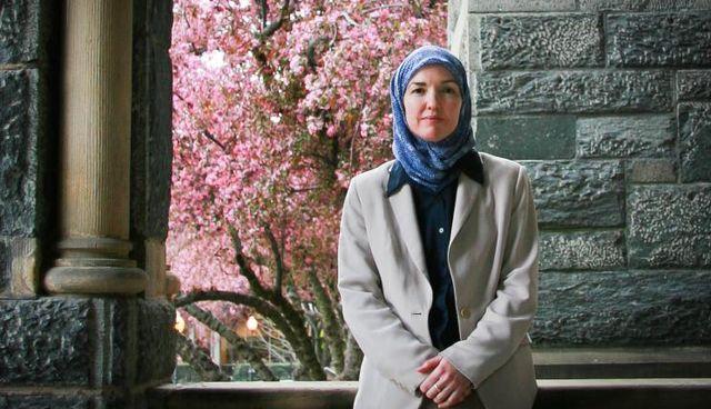 ABD'de bir Müslüman kanaat önderi Ingrid Mattson