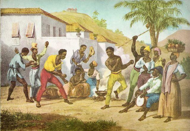 1800'lerde Brezilya-Bahia'da Müslümanlar