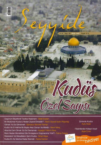 Seyyide'nin 43. sayısı çıktı