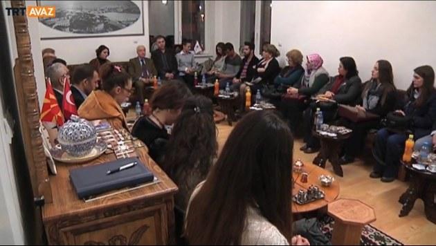 Edebiyatımızın Balkanlar'daki temsilcisi: Necati Zekeriya (video)
