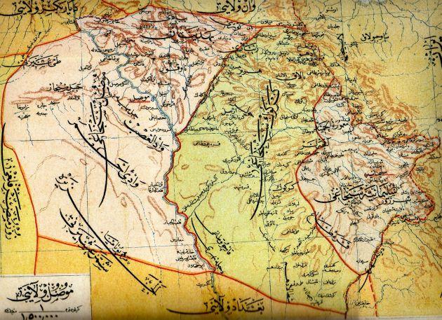 II. Abdülhamid'in Bağdat ve Musul politikası