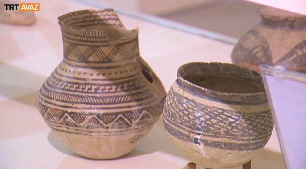 Erbil'in zengin tarihi bu müzede (video)