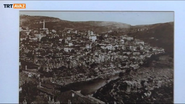 Osmanlı-Rus savaşından fotoğraflar (video)