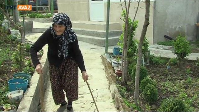 Yaş kemale erse de elleri işleyen yaşlılar (video)