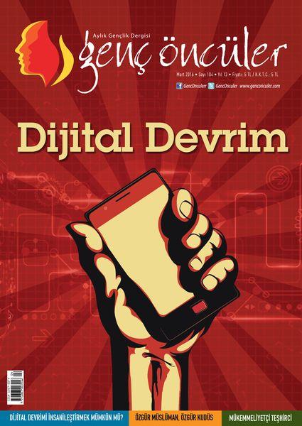 Genç Öncüler'de 'dijital devrim' dosyası
