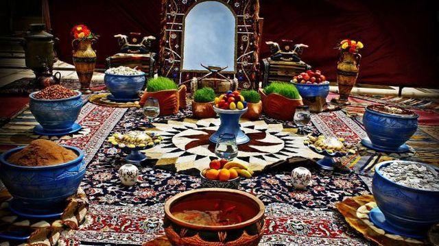 İran'da Nevruz 3000 yıldır aynı şekilde kutlanıyor (video)