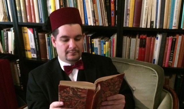 İsveç'te sıkı bir Aguéli takipçisi: Mohamed Omar
