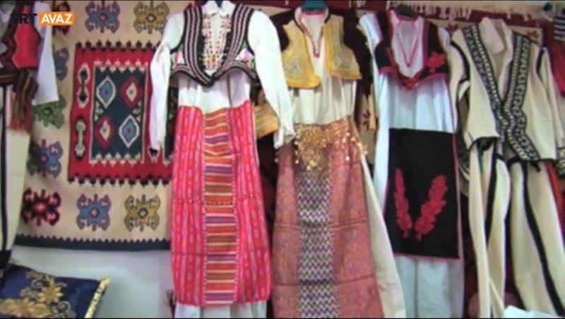Priştine'de Geleneksel Kıyafetler Kermesi (Video)