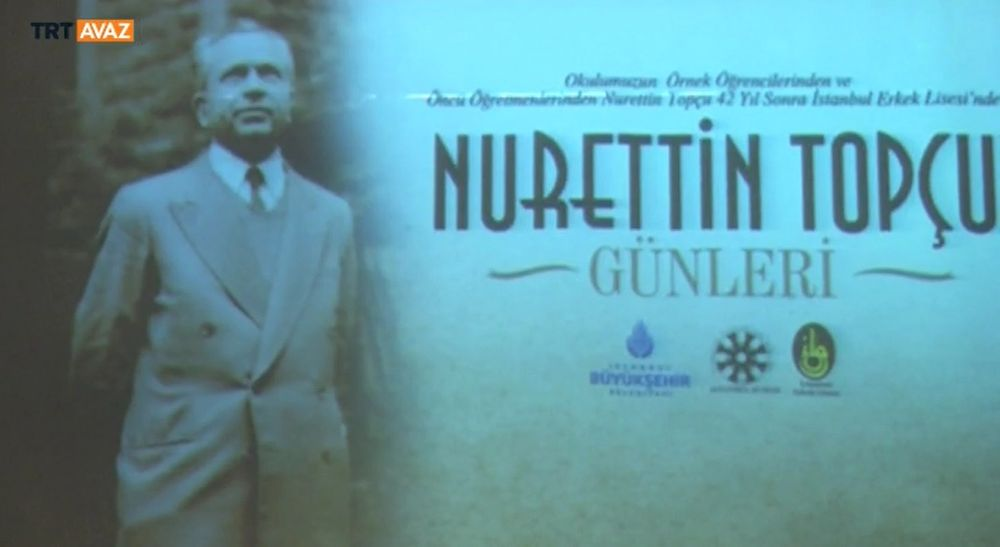 Nurettin Topçu Etkinliklerle Anıldı (Video)