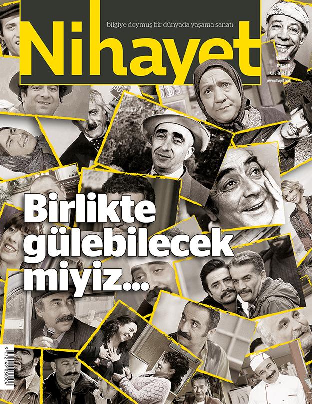 Nihayet dergisinin 16. sayısı çıktı