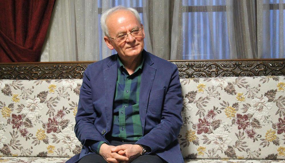 Mustafa Özçelik'le 'Yunus Emre Menkıbeleri' Üzerine Konuştuk