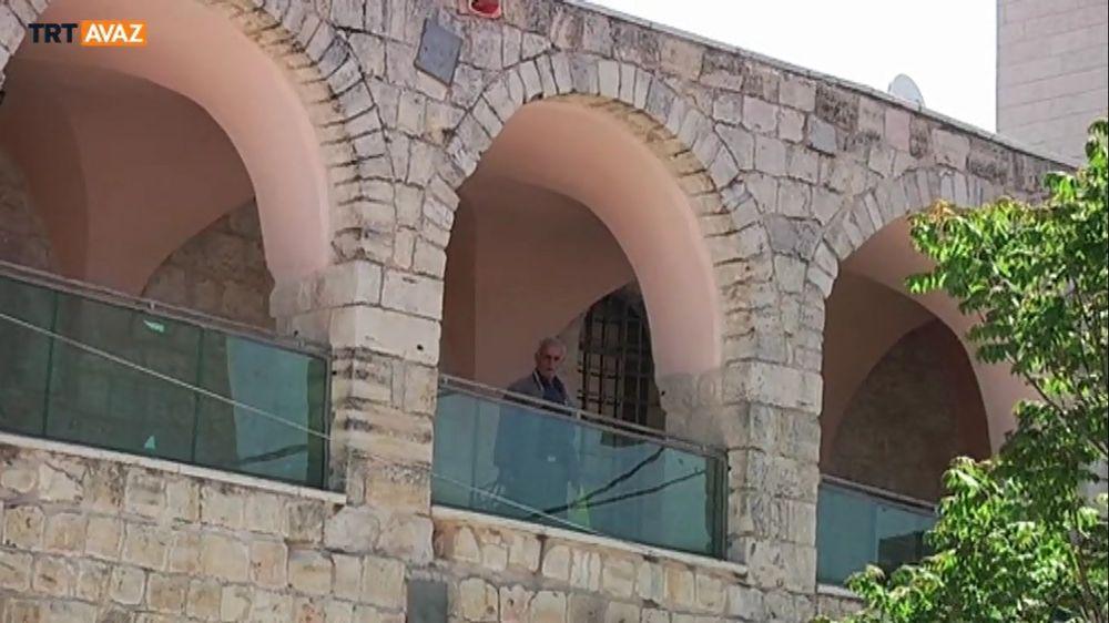Ramallah'taki Eski Yapılar Restore Ediliyor (video)