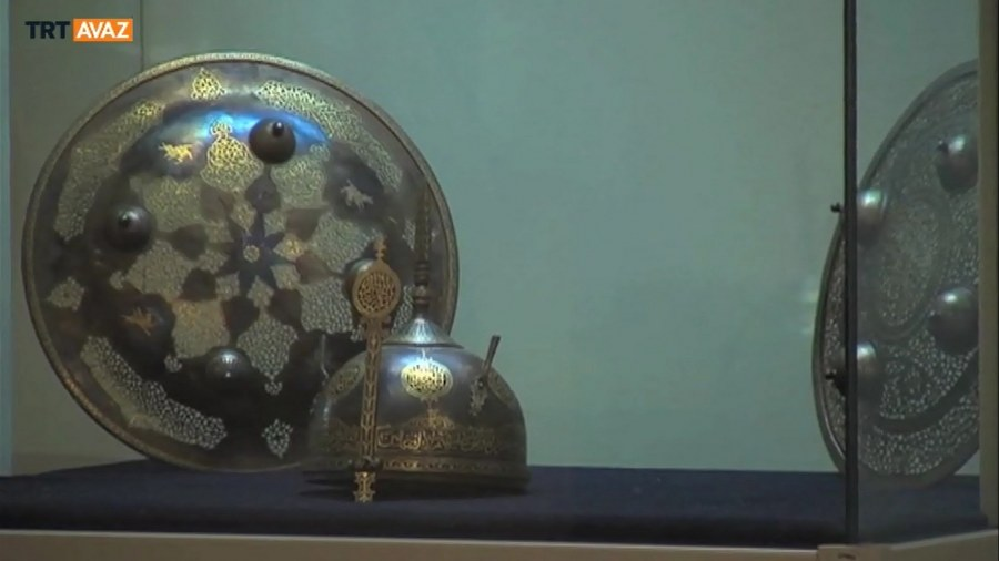 Tahran'da Güzel Bir Müze: İmam Ali Sanat Müzesi (video)