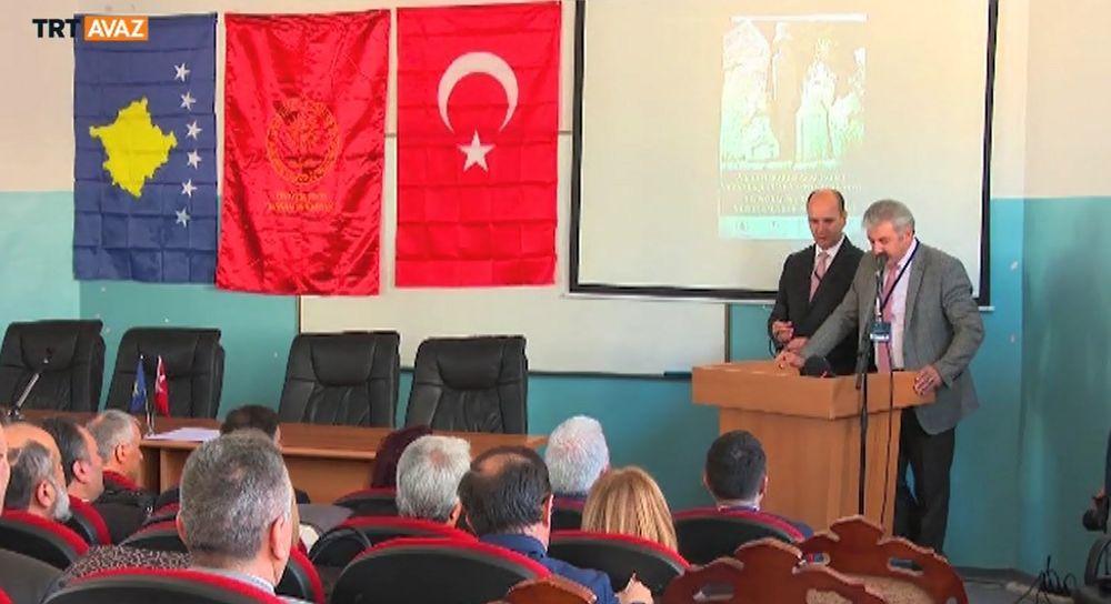 Kosova'da Mezar Taşları Çalıştayı Yapıldı (video)