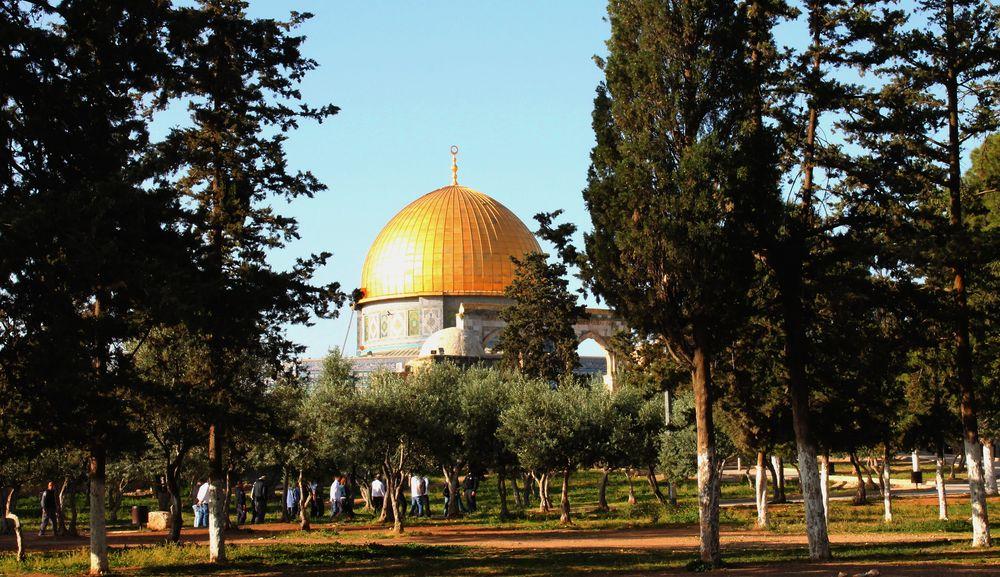 Bu Milletin İzleri Kudüs'ün Her Yanında Okunuyor Hâlâ