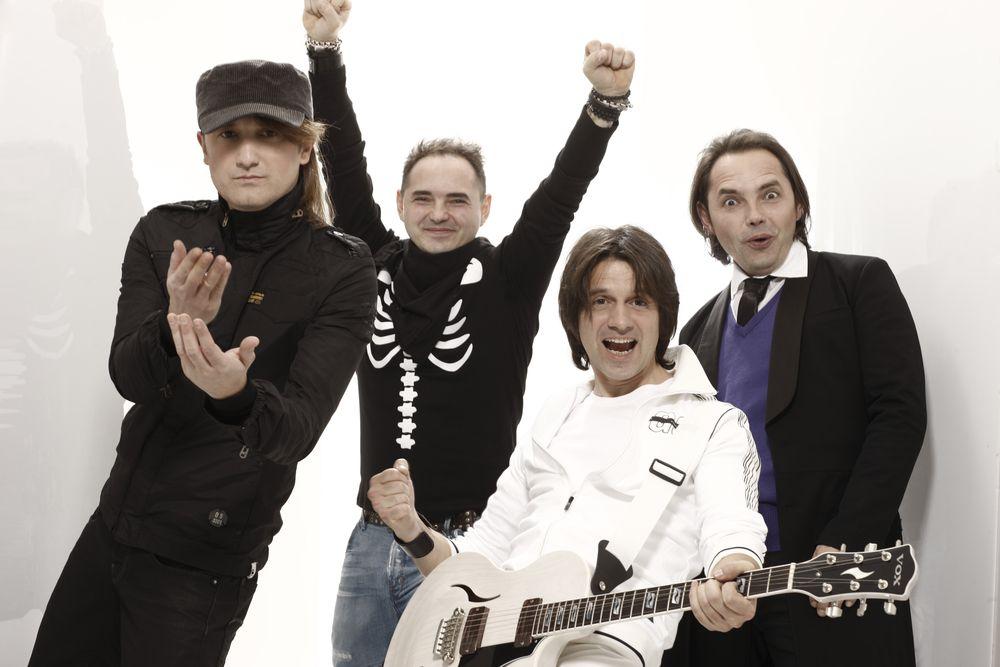 İngiltere'nin Beatles'ı Neyse Bosna Hersek'in Plavi Orkestar'ı O!