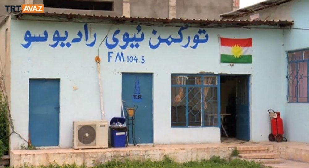 Türkmenevi Radyosu Erbil'de Yayına Başladı (video)