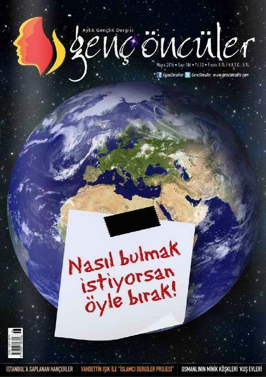 Genç Öncüler dergisinin 106. sayısı çıktı