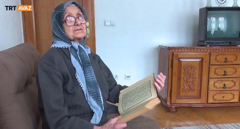 Evlad-ı Fatihan'dan Bir Hanım Teyze: Hilmiye Şipkovica (video)