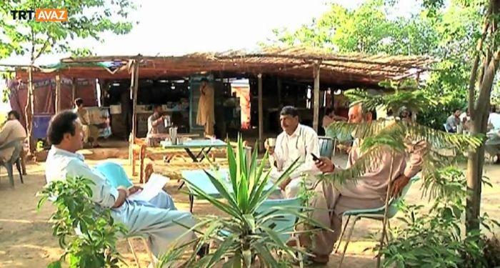 Pakistan'da Çay ve Çayhane Kültürü (video)