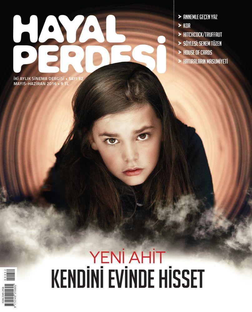 Hayal Perdesi dergisinin 52. sayısı çıktı