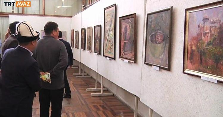 İnsanlığın Değerli Mirasları Bişkek'teydi (video)