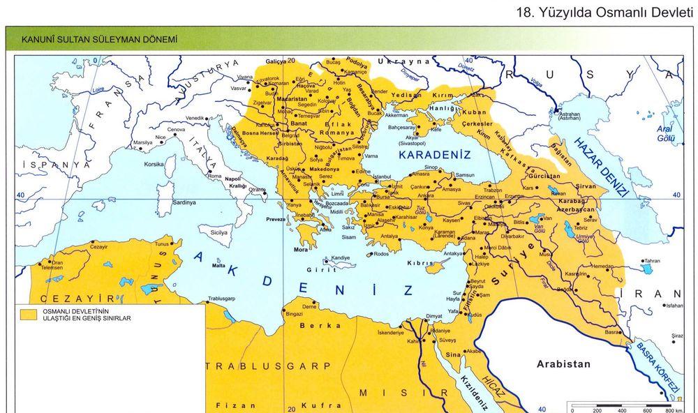 Osmanlı, Dünya Tarihinin Neresindedir?