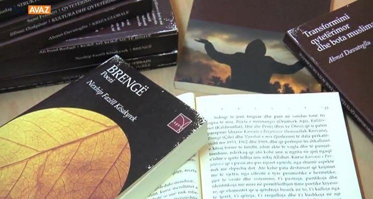 Türkçe Kitaplar Makedonyalı Okurlarla Buluşuyor (video)