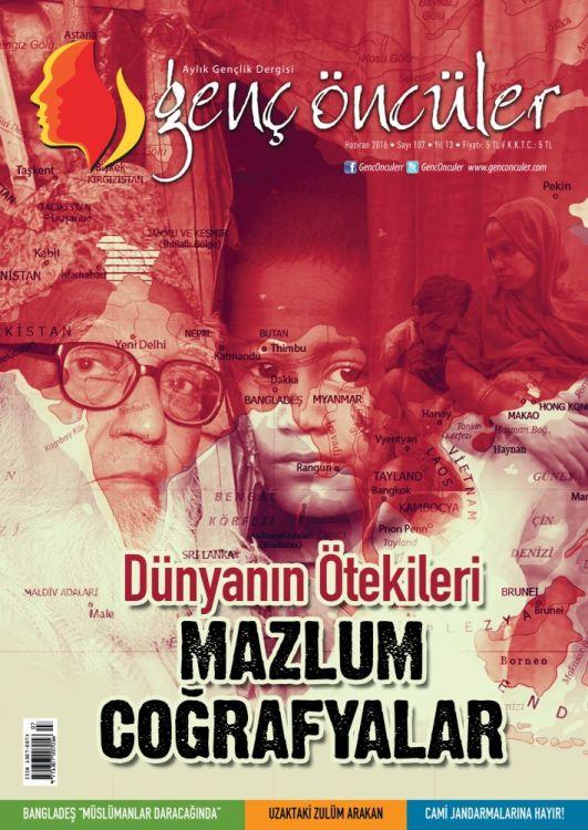 Genç Öncüler dergisinin 107. sayısı çıktı