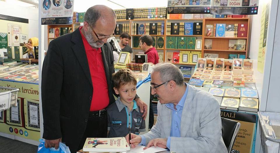 Çocuklarımızla, Torunlarımızla Gezelim Kitap Fuarlarını