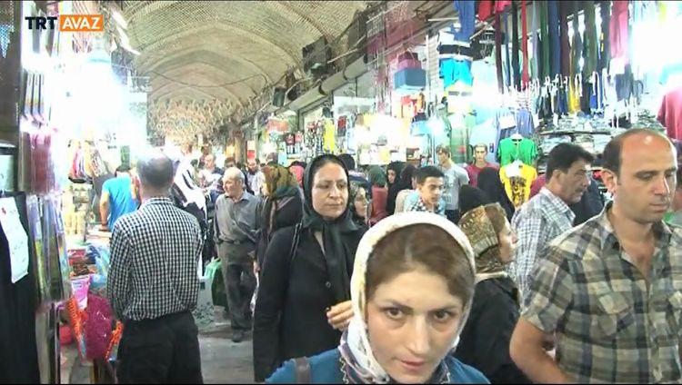 Tahran Ticaretinin Kalbi: Büyük Pazar (video)
