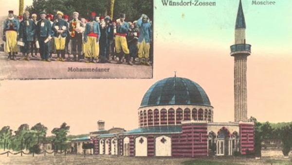Almanya'nın En Eski Camii ve Bir Cihadın 'Olasılıksız Mücahidi'