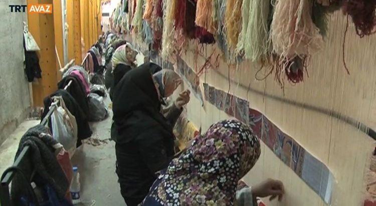 Asırlık İtibar: İran Halıları (video)