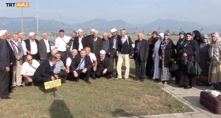 Balkanlarda Hac Heyecanı Yaşanıyor