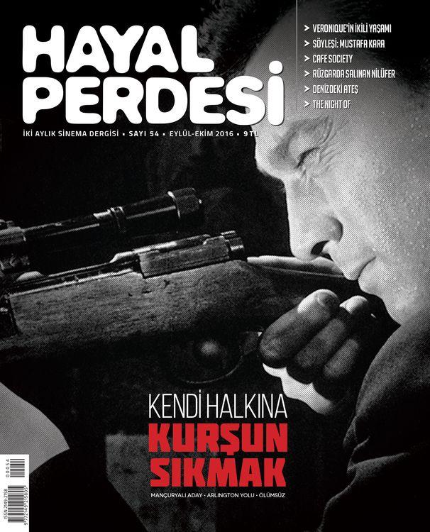 Hayal Perdesi dergisinin 54. sayısı çıktı