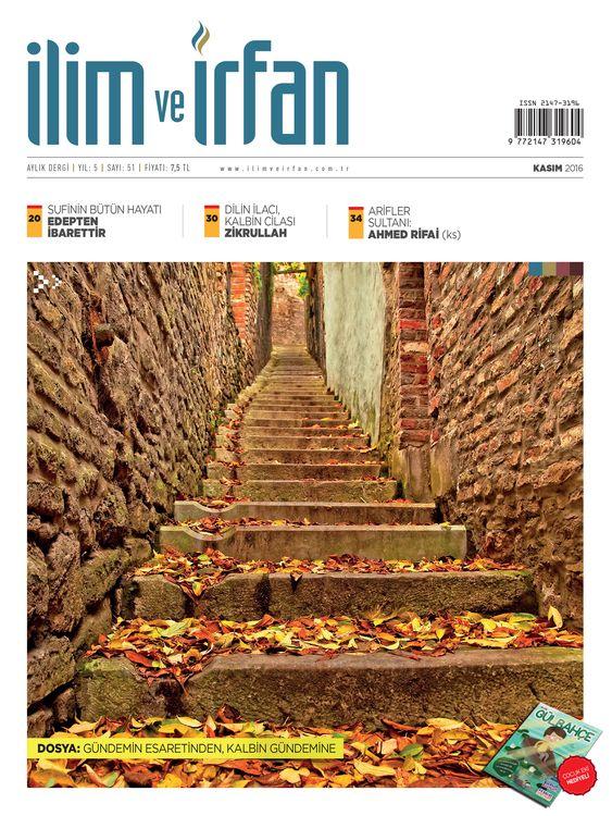 İlim ve İrfan dergisinin 51. sayısı çıktı