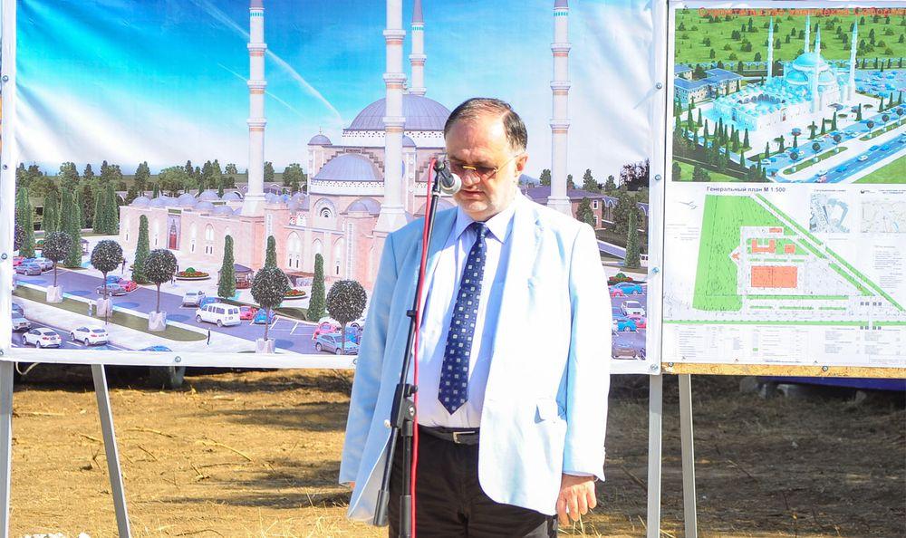 Başpiskoposluktan İslam'a: Vyacheslav Polosin