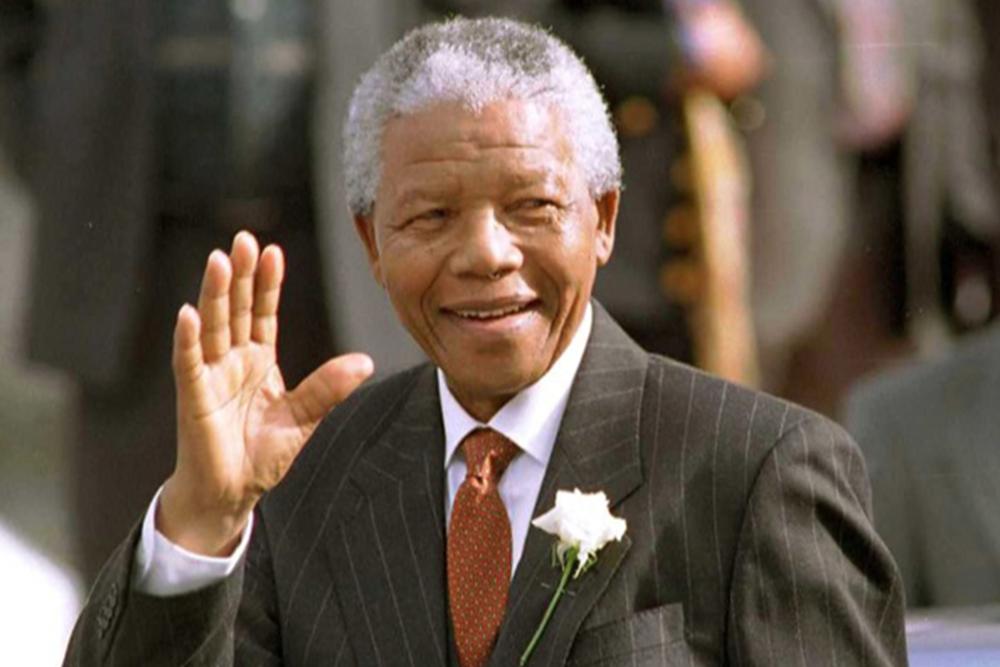 İz Bırakan Afrikalı Liderler: Nelson Mandela