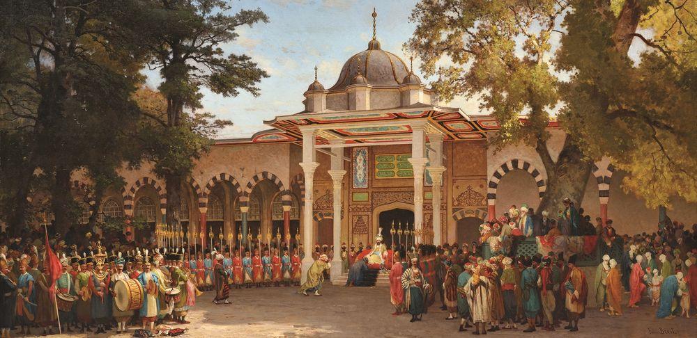 Sanat Tarihi Perspektifinden Oryantalizm ve Oksidentalizm