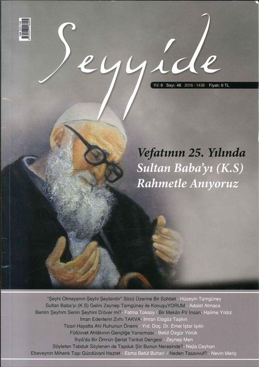 Seyyide dergisinin 46. sayısı çıktı