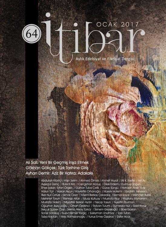 İtibar dergisinin 64. sayısı çıktı