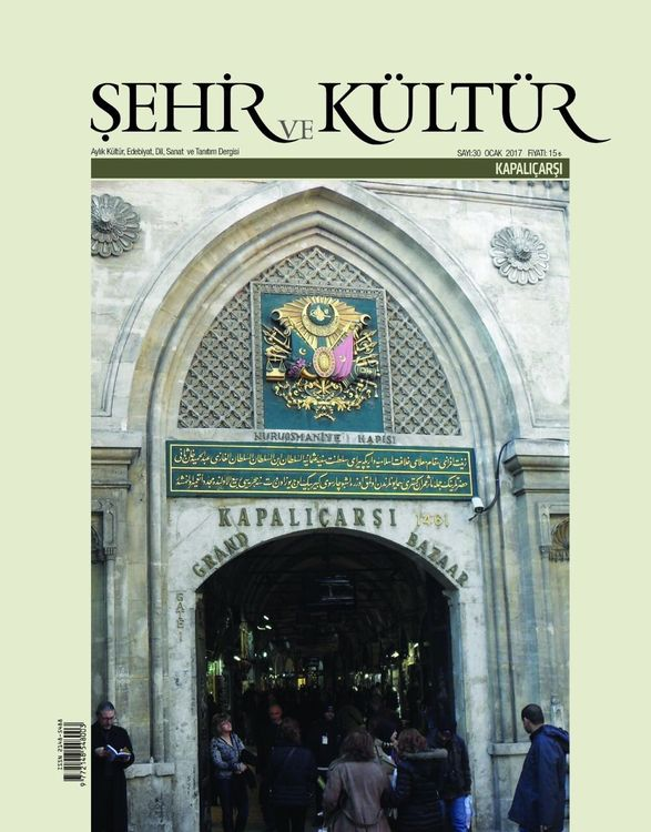 Şehir ve Kültür dergisinin 30. sayısı çıktı