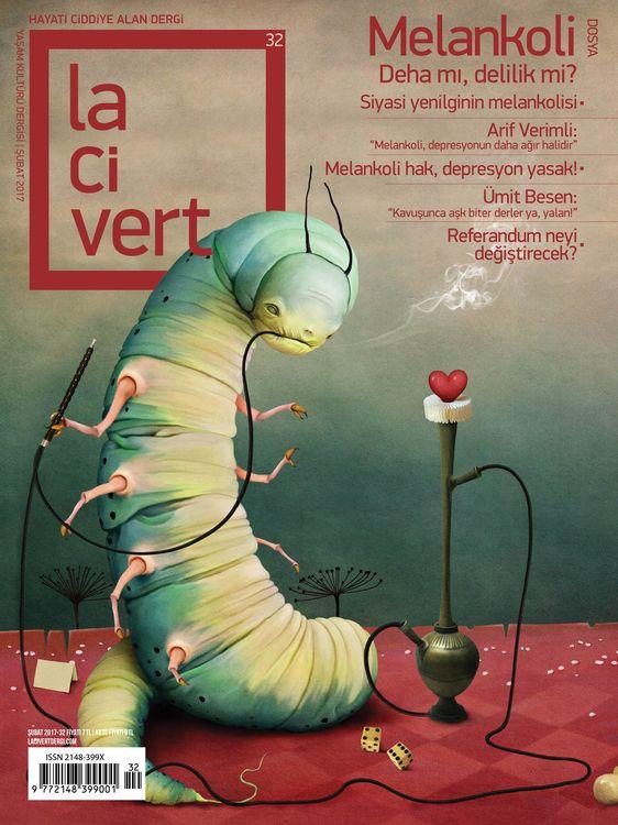 Lacivert dergisinden 'Melankoli' dosyası